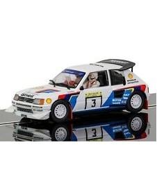 Peugeot 205 T16  1000 Lagos 85  Salonen