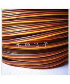 Cable Tricolor Tipo Futaba
