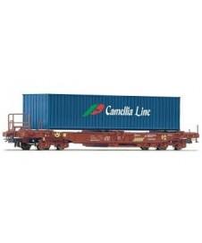Vagon Porta Contenedor Camelia