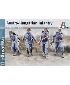 Austro- Hungarian Infantry Ww I