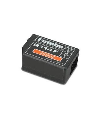 Receptor R-114-f (4ch.)indoor Fm35