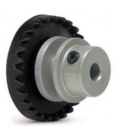 Corona 27d. Motor En Línea Aluminio Para Eje 2.38mm