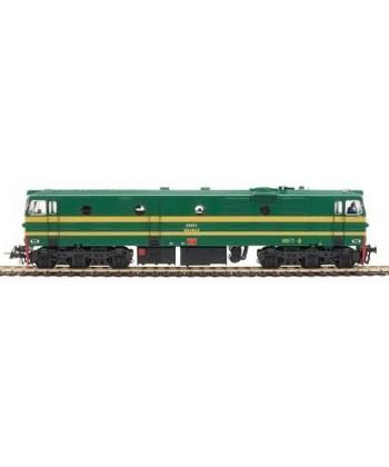 Locomotora Diesel Renfe Serie 1986 Ep.iv Dc