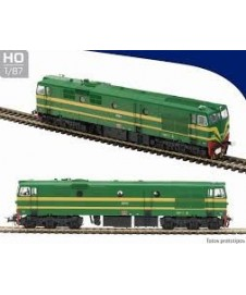 Locomotora Diesel Renfe Serie 1912 Ep.iii Dc
