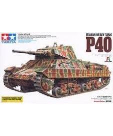 Tanque Italian P40