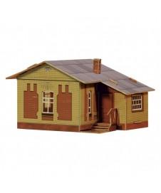 Casa Vigia De Ladrillo Puzzle 3d