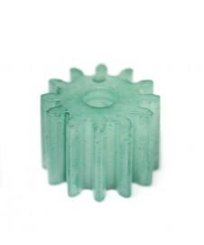 Piñon De Presion De Nylon Verde