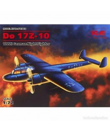 Do 17z-10 German