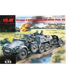 L2h143 Kfz 69 With Pak 36