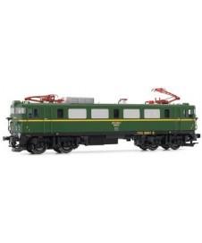 Locomotora 269.028 Renfe Verde Amarillo