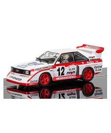 Audi Sport Quatro E2 Swedish Rally Cross 1990 12 H. Breiteneder