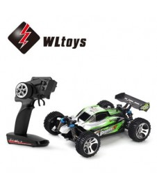 Buggy Storm 4wd Completo Lipo 35 Km. H.