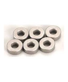 CASQUILLO METAL 5X11X4MM 6PCS (RUSH/SAVAGE)
