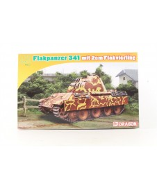 Flakpanzer 341 Flakvierling