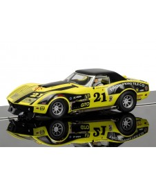Corvette Stinggray American Race Of Champions 1973