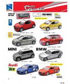 European Cars 1/32