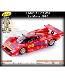 Lancia Lc2 No 54 Le Mans 1990