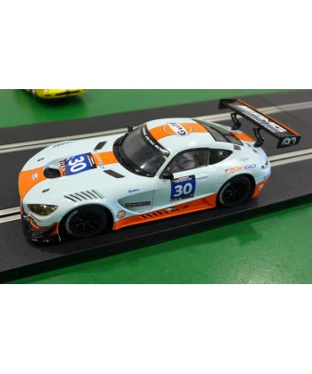 Mercedes -amg Gt3 Paul Ricard 24 Ram Racing Gulf