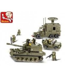 Ur Army Set 3 Vehiculos