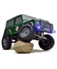 Crawler 1/10 4wd Completo Ranger