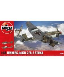 Junkers Ju87r-27b-2 Stuka