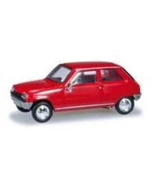 Renault 5 Rojo H0