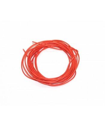 Cable De Silicona Libre Ox. 1mmx 2 Mm