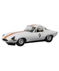 Jaguear E- Type Bathurts 1965 Blanco - 9