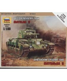 British Infantry Tank Matilda Ii
