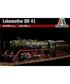 Locomotora Br 41