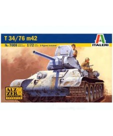 Tanque Ruso T34/76