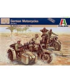 2nd Ww German Motorcycles