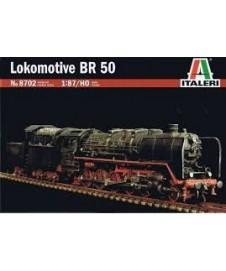 Locomotora Br 50