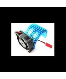 Disipador Motor Electrico 540 Con Ventilador