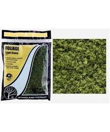 Bolsa Foliage Verde Claro
