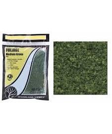 Bolsa Foliage Verde Medio