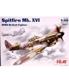 Spitfire Mk. Xvi Wwii