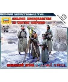 German Winter Uniform