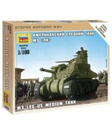 """Us Medium Tank M-3 """"lee"""""""