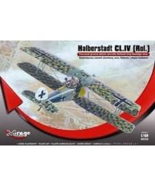 Avion Halberstadt Cl.iv Rol, 1º Guerra