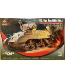 Carro M5ai Us Tank