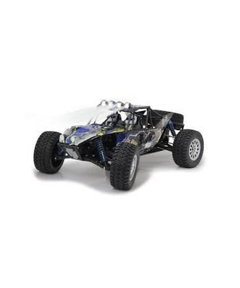 Coche Buggy Daker 4wd Completo Leds.