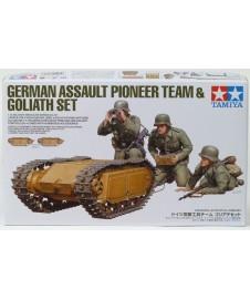German Assault Pioneer Goliat Set