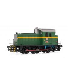 Locomotora Diesel Renfe 303,035 Verde