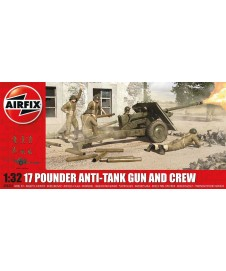 Anti Tank Gun And Crew