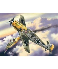 Messerschmitt Bf 109e-4 Wwii German Fighter