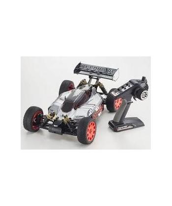 Inferno Electrico Ve Con Emisoraq Variodor Y Motor Orion R8