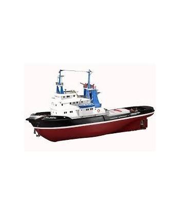 Barco Atlantic Tugboat Para Rc.