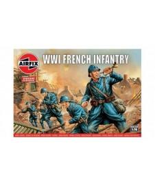Infanteria Francesa Ww1