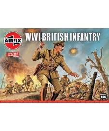 Infanteria Britanica Ww1